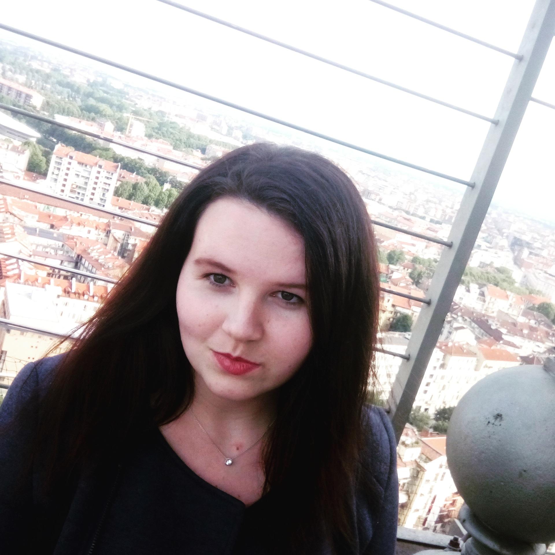 Eva Gladkovová, 23 Jahre, Jablonec nad Nisou