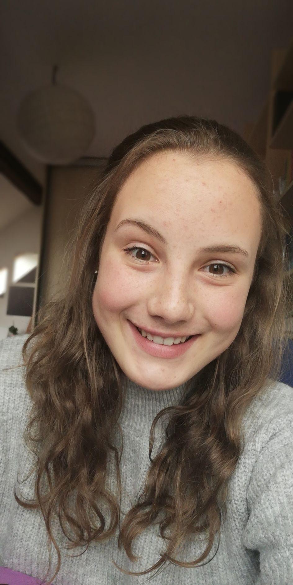 Karolína Řehořová, 15 let, Tymákov