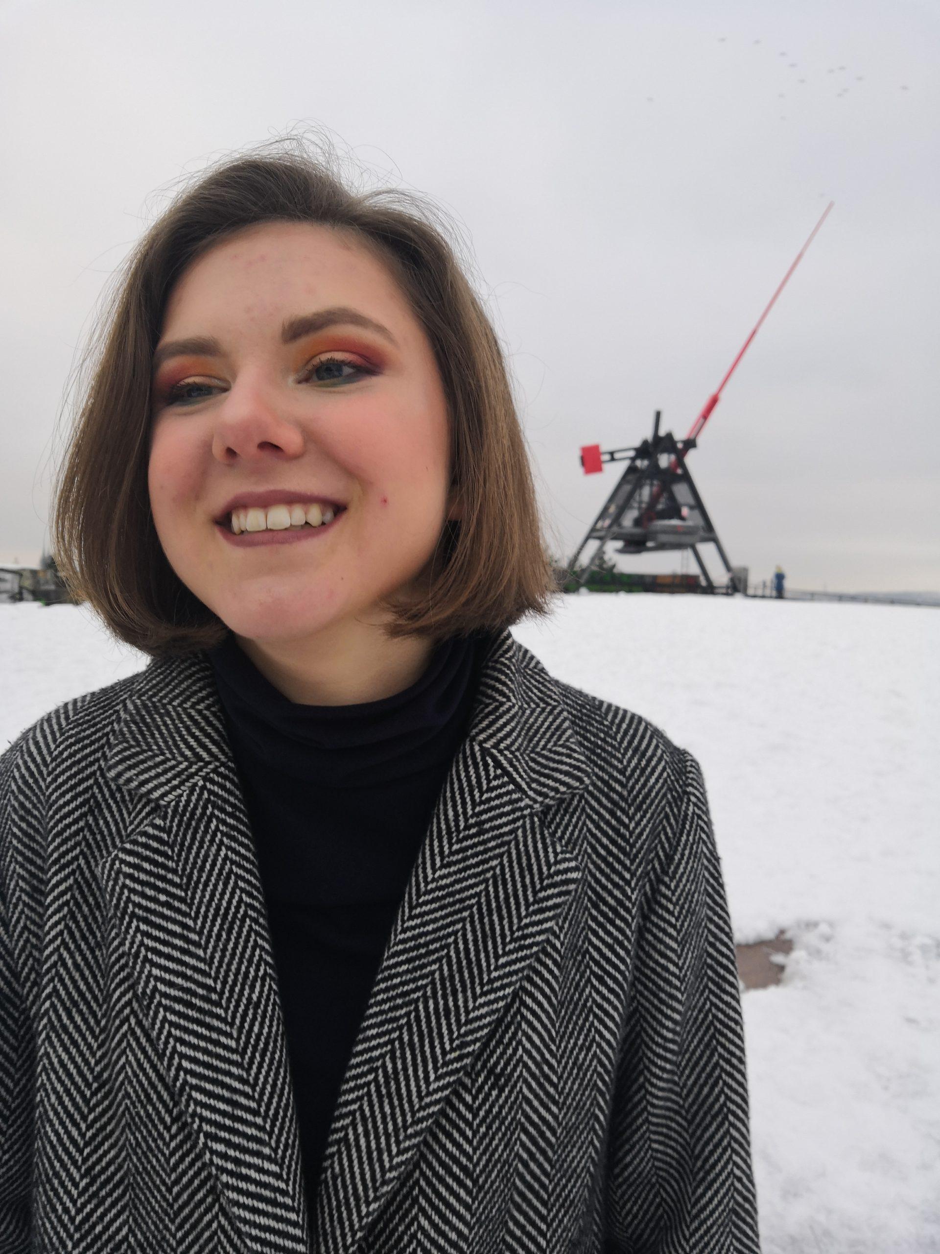 Klára Jašková, 18 Jahre, Prag