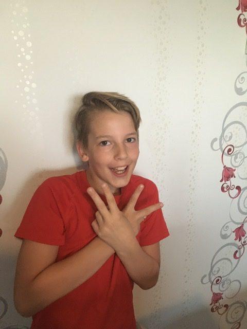 Keno Kohlhaas, 11 Jahre, Wittmund